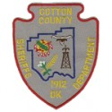 Cotton County Sheriff's Office, Oklahoma