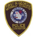 Covington Police Department, Georgia