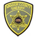 Amador County Sheriff's Department, California