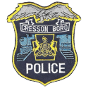 Cresson Borough Police Department, Pennsylvania