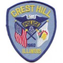 Crest Hill Police Department, Illinois