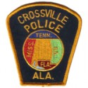 Crossville Police Department, Alabama