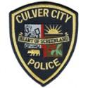 Culver City Police Department, California