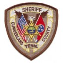 Cumberland County Sheriff's Office, Tennessee