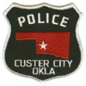 Custer City Police Department, Oklahoma