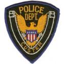 Custer Police Department, South Dakota