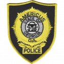 Americus Police Department, Georgia