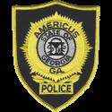 Americus Police Department, Georgia