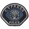 Cypress Police Department, California