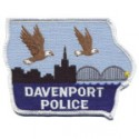Davenport Police Department, Iowa