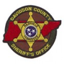Davidson County Sheriff's Office, Tennessee
