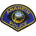 Anaheim Police Department, California