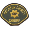 Decatur County Sheriff's Department, Iowa
