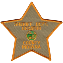 Decatur County Sheriff's Department, Indiana