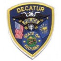 Decatur Police Department, Indiana