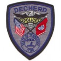 Decherd Police Department, Tennessee