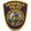 Deerfield Police Department, Massachusetts