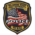 Delaware River Port Authority Police Department, New Jersey