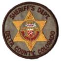 Delta County Sheriff's Office, Colorado