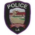 DeQuincy Police Department, Louisiana