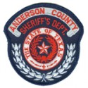 Anderson County Sheriff's Department, Texas