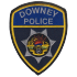 Downey Police Department, California