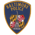 Baltimore City Police Department, Maryland