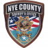 Nye County Sheriff's Office, Nevada