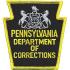 Pennsylvania Department of Corrections, Pennsylvania