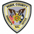 York County Sheriff's Office, South Carolina