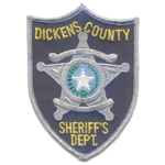 Dickens County Sheriff's Department, TX