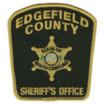 Edgefield County Sheriff's Department, SC