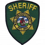 El Dorado County Sheriff's Office, CA