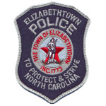 Elizabethtown Police Department, NC