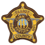 Elliott County Sheriff's Department, KY