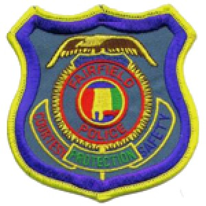 Police Officer Myron James Massey, Fairfield Police