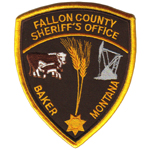 Fallon County Sheriff's Department, MT