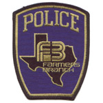 Farmers Branch Police Department, TX