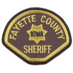 Fayette County Sheriff's Department, IA
