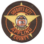 Appling County Sheriff's Office, GA