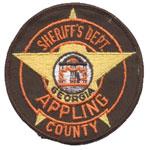 Appling County Sheriff's Office, GA