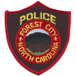 Forest City Police Department, NC