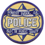 Forest Park Police Department, GA