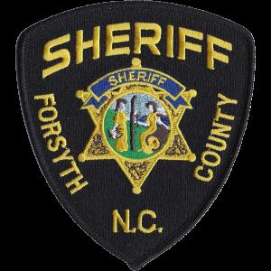 Deputy Sheriff John Thomas Isenhour, Forsyth County Sheriff's Office