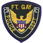 Fort Gay Police Department, WV