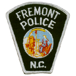 Fremont Police Department, NC