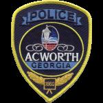 Acworth Police Department, GA