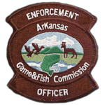 Reflections for wildlife officer harry capps arkansas for Arkansas game and fish commission