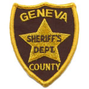Sheriff J  C  Woodham, Geneva County Sheriff's Department