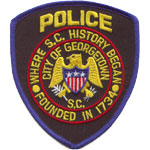 Georgetown Police Department, SC